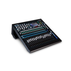 Audio mixers for live, install and studio use. A wide range of digital and analogue mixers to suit every application.