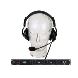 Professional communications systems from industry leading brands; headsets, belt-packs, power supplies, master stations and accessories.
