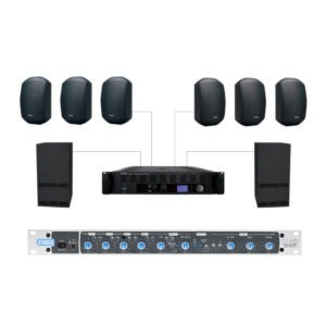 Professional audio installation products including media players, audio interfaces, headphones. Everything from recording studio gear to outboard.