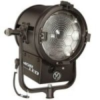 Specialist fixtures designed for location or studio applications in the broadcast and motion picture industries, including Fresnel, Flood, Soft and hard sources using Discharge, Tungsten and LED.